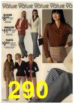 1980 Sears Fall Winter Catalog, Page 290