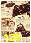 1942 Sears Spring Summer Catalog, Page 125