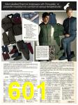 1982 Sears Fall Winter Catalog, Page 601