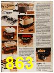1987 Sears Spring Summer Catalog, Page 863
