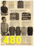 1960 Sears Spring Summer Catalog, Page 480