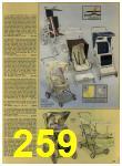 1984 Sears Spring Summer Catalog, Page 259