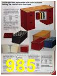 1986 Sears Fall Winter Catalog, Page 985