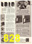 1969 Sears Fall Winter Catalog, Page 828