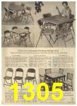 1960 Sears Spring Summer Catalog, Page 1305