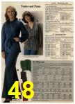 1979 Sears Fall Winter Catalog, Page 48