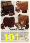 1979 Sears Fall Winter Catalog, Page 101