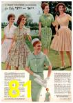 1962 Montgomery Ward Spring Summer Catalog, Page 81