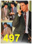 1987 Sears Fall Winter Catalog, Page 497