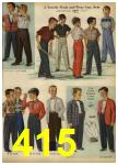 1959 Sears Spring Summer Catalog, Page 415