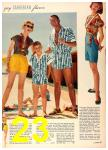 1958 Sears Spring Summer Catalog, Page 23