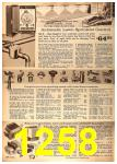 1964 Sears Spring Summer Catalog, Page 1258
