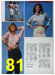 1988 Sears Spring Summer Catalog, Page 81