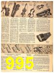1956 Sears Fall Winter Catalog, Page 995