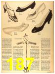 1958 Sears Spring Summer Catalog, Page 187