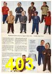 1958 Sears Fall Winter Catalog, Page 403