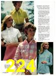 1969 Sears Spring Summer Catalog, Page 224
