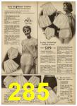 1962 Sears Spring Summer Catalog, Page 285
