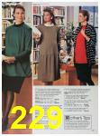 1988 Sears Fall Winter Catalog, Page 229