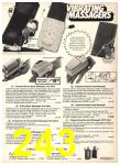 1976 Sears Fall Winter Catalog, Page 243
