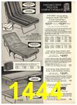 1972 Sears Fall Winter Catalog, Page 1444