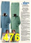1977 Sears Spring Summer Catalog, Page 476