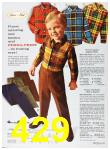 1967 Sears Fall Winter Catalog, Page 429