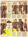 1940 Sears Fall Winter Catalog, Page 361