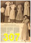 1958 Sears Spring Summer Catalog, Page 307