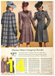 1940 Sears Fall Winter Catalog, Page 14