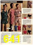 1974 Sears Fall Winter Catalog, Page 641