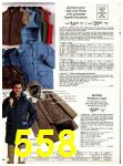 1982 Sears Fall Winter Catalog, Page 558