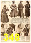1956 Sears Fall Winter Catalog, Page 348