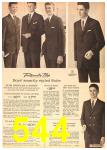 1962 Sears Fall Winter Catalog, Page 544