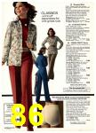 1976 Sears Fall Winter Catalog, Page 86