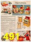 1973 Sears Christmas Book, Page 491