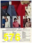 1974 Sears Fall Winter Catalog, Page 576