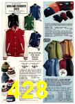 1975 Sears Fall Winter Catalog, Page 428