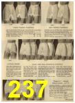 1960 Sears Spring Summer Catalog, Page 237