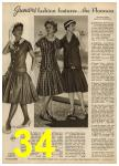 1959 Sears Spring Summer Catalog, Page 34