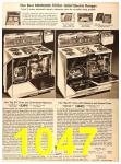 1956 Sears Fall Winter Catalog, Page 1047