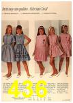 1964 Sears Spring Summer Catalog, Page 436