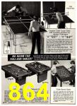 1972 Sears Fall Winter Catalog, Page 864