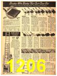 1940 Sears Fall Winter Catalog, Page 1206