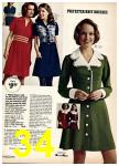 1975 Sears Fall Winter Catalog, Page 34
