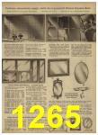 1962 Sears Spring Summer Catalog, Page 1265