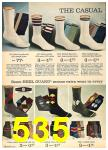 1962 Sears Fall Winter Catalog, Page 535