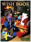 1992 Sears Christmas Book, Page 1