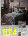 1991 Sears Fall Winter Catalog, Page 824