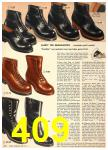 1949 Sears Spring Summer Catalog, Page 409